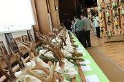Pozděchovský kulturní dům hostil v sobotu 12. května 2018 Chovatelskou přehlídku loveckých trofejí za rok 2017.