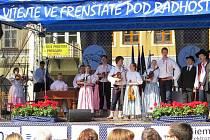 Festival cimbálových muzik ve Frenštátě pod Radhoštěm. Ilustrační foto.