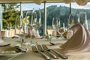 Gastrofestival ve Velkých Karlovicích. Restaurace Vyhlídka
