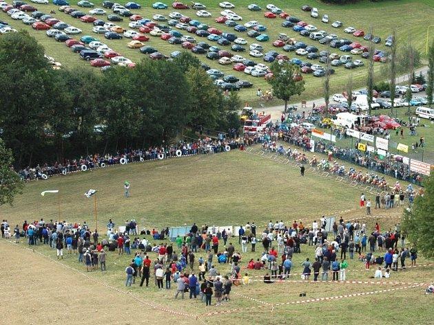 Zděchovská grapa pojede v neděli 25. srpna již svůj 42. ročník.