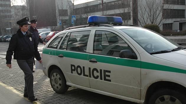 Vsetínští policisté