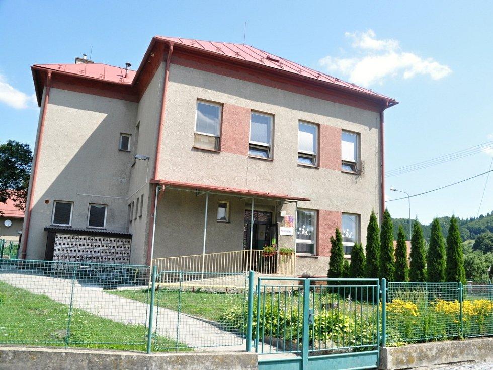 Mateřská školka ve Valašské Polance se zřejmě do budoucna změní na Dům sociálních služeb Hornolidečska.