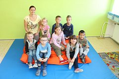 ZŠ Luh 1.C, třídní učitelka Marcela Čaníková