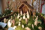 V Lidečku vystavují až do 19. prosince betlémy.