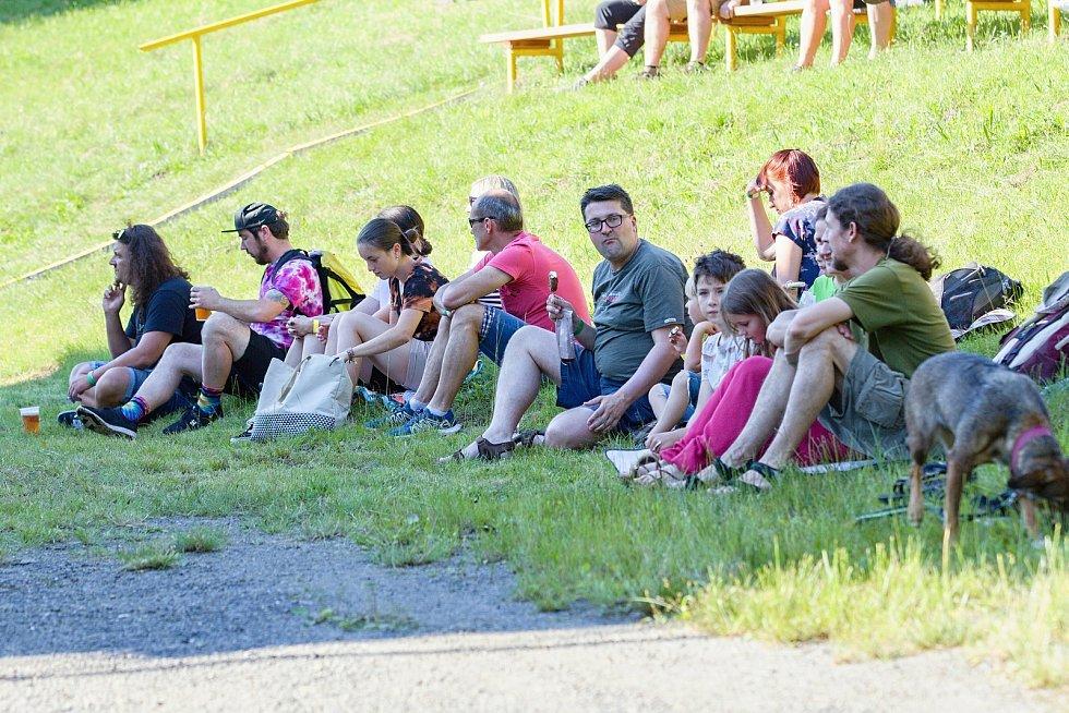 Čtvrtý ročník festivalu world music s názvem Andělská Bystřička se konal v sobotu 4. července 2020 v areálu letního kina v Bystřičce na Vsetínsku.