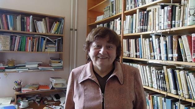 Danuše Pospěchová učí češtinu na gymnáziu ve Valašském Meziříčí už dvanáct let.