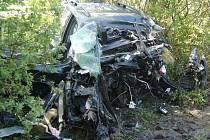 Nehoda u Lhotky