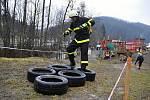 Soutěž Železný hasič.