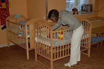 V uplynulém roce odešlo do náhradní rodinné péče z kojeneckého centra ve Valašském Meziříčí šest dětí.