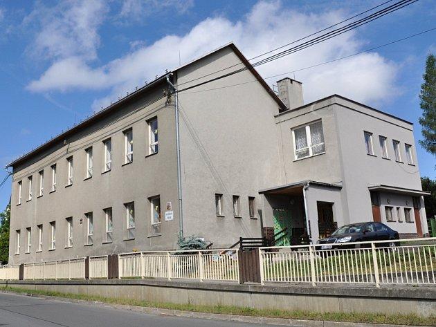 Mateřská škola Liptál.