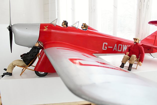 Muzeum regionu Valašsko pořádá ve spolupráci s Valašským leteckým klubem a městem Valašské Meziříčí výjimečnou výstavu věnovanou rádiem řízeným modelům.