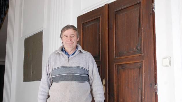 Podnikatel Jiří Vaculín