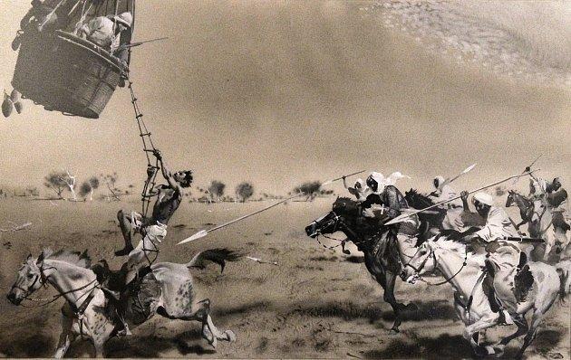 Příběhy ze známých dobrodružných románů Julese Vernea ožívají v ilustracích, které svým nezapomenutelným způsobem výtvarně pojednal významný český malíř a ilustrátor Zdeněk Burian.