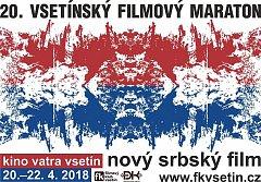 20. Vsetínský filmový maraton - nový srbský film