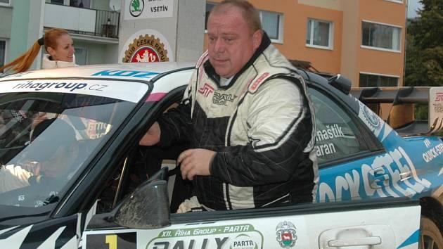 Předsedou organizačního výboru 35. Valašské rally 2016 se stal populární valašský jezdec Jaromír Tomaštík.