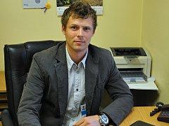 Náměstek pro personální řízení ve Vsetínské nemocnici Martin Pavlica.