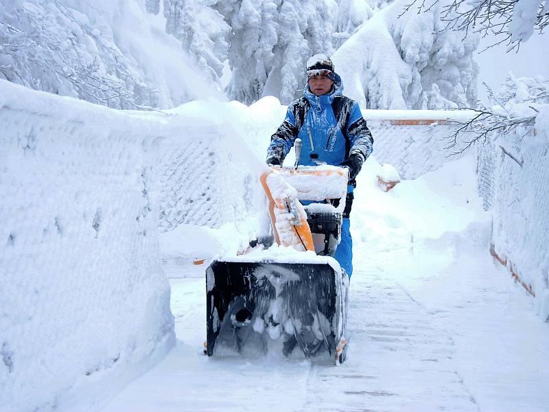 Nová zážitková Stezka Valaška přivítala o druhém lednovém víkendu první návštěvníky, ačkoli řádný provoz oficiálně zahajuje až ve středu 16. ledna 2019.