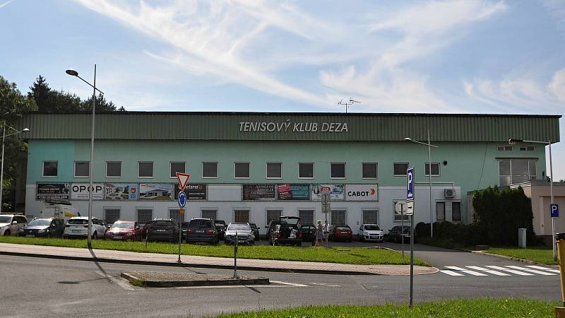 Valašské Meziříčí - Tenisový klub Deza
