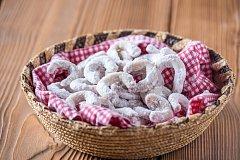 Vánoční cukroví od cukrářky z Resortu Valachy.