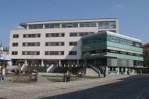 Masarykova veřejná knihovna ve Vsetíně. Ilustrační foto.