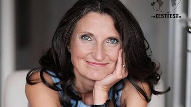 Expertka na výživu Margit Slimáková bude hostem cestovatelského festivalu CestFest ve Vsetíně v sobotu 15. února 2020.