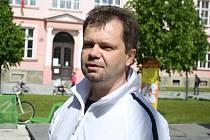 Poslanec parlamentu České republiky a vsetínský místostarosta Petr Kořenek.