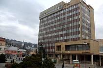 Budova vsetínské radnice.