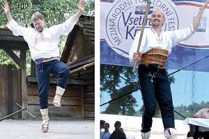 Ovládnout a zatančit jeden z nejtěžších sólových mužských tanců valašský odzemek je snem většiny tanečníků národopisných souborů.