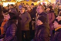 Česko zpívá koledy 2018 ve Valašském Meziříčí