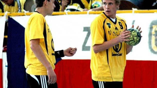 Jakub Hrstka (vpravo). Ilustrační foto.