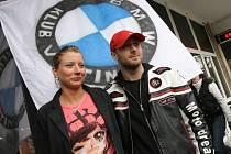 V sobotu 12. a v neděli 13. dubna projela Valašskem spanilá jízda BMW klubu Vsetín.