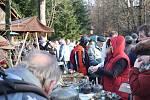 Vánoční jarmark v Rožnově