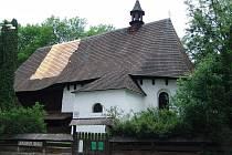 Kostel Nejsvětější trojice ve Valašském Meziříčí.
