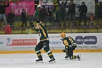 Hokejový Vsetín si proti Porubě připsal druhou výhru sezony.