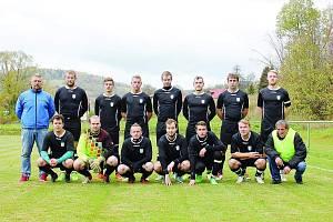 fotbalisté Študlova