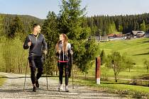 Hotel Horal - nordic walking
