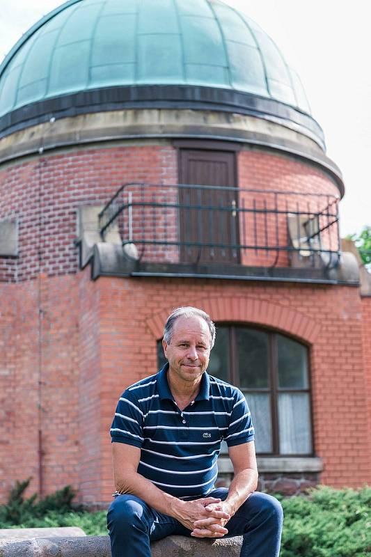 Pavel Suchan na snímku ze soukromého archivu.