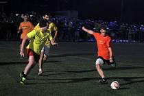 28. ročník nočního fotbalového turnaje ve Valašské Senici