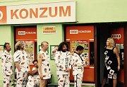 Hudební skupina Monkey Business