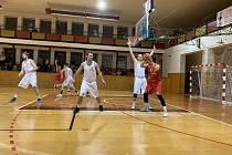 Druholigoví basketbalisté Valašského Meziříčí