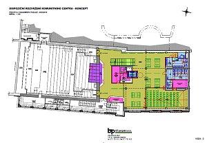 Plány přestavby valašskomeziříčského kina Svět
