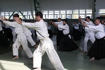 Aikido stáž ve Vsetíně navštívila téměř stovka účastníků.