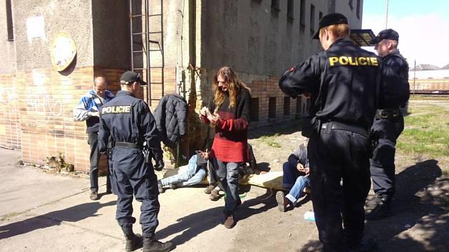 Akce zaměřené na pátrání po hledaných osobách na Vsetínsku.