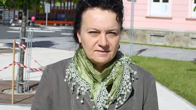 Jaroslava Ševčíková.