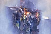 Retrospektivní výstava malíře Josefa Bartoloměje Krále