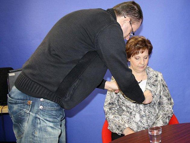 Do horkého křesla v TV Beskyd ve středu usedla mistostarostka Vsetína Květoslava Othová.