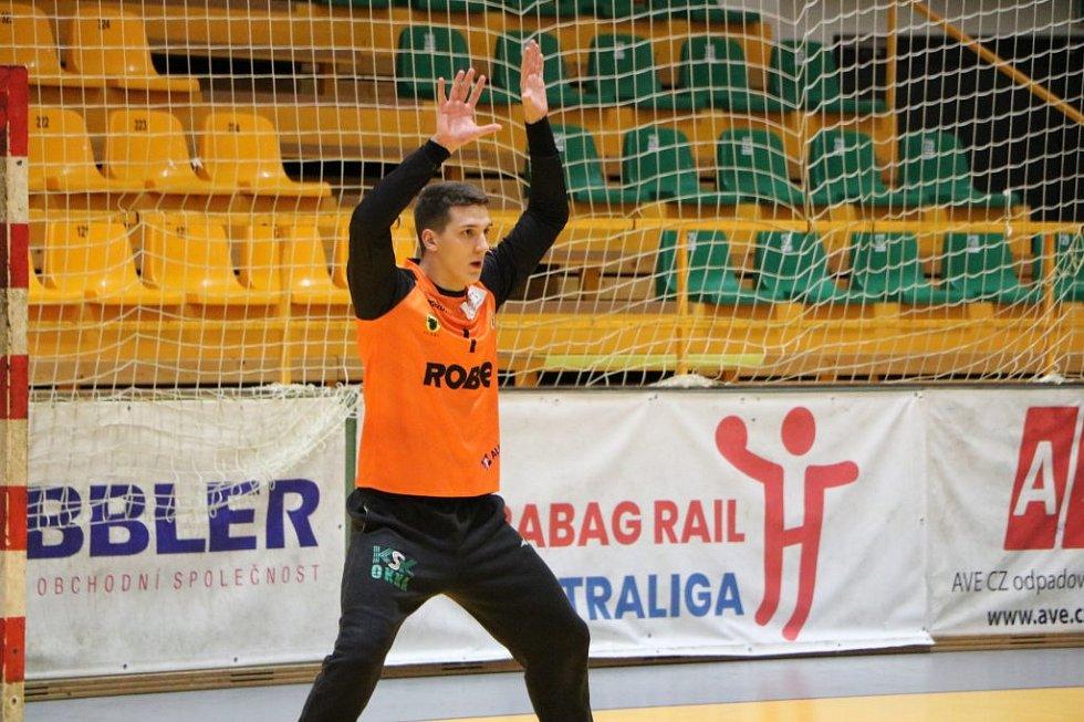 HC ROBE Zubří - HBC Ronal Jičín