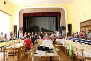 V Kateřinicích se letos koná již sedmý ročník Mezinárodního tábora zvonkohry. Letos se jej účastní asi 40 dětí a dospělých z Valašska, Slovenska, Polska i Ameriky.