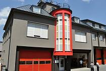 Slavnostní uvedení do provozu rekonstruované stanice Hasičského záchranného sboru Zlínského kraje ve Vsetíně; pátek 24. června 2016