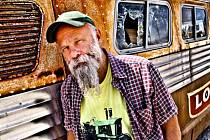 Bluesman Seasick Steve.